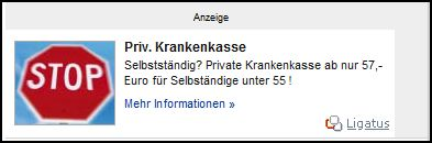 private Krankenkassen & Kinderpornographie